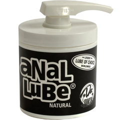 Anal Lube Natural 6 fl. oz.