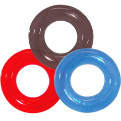 Screaming O Silicone Ring Os ASSORTED COLORS
