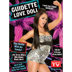Guidette Inflatable Love Doll