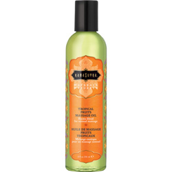 Kama Sutra Aromatic Massage Oil, 8 fl.oz (236 mL), Tropical Fruits