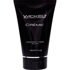 Wicked Sensual Care Masturbation Cream for Men 4 fl. oz Tube