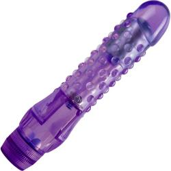 Juicy Jewels Purple Passion Jelly Vibe 6.25 Inch Purple