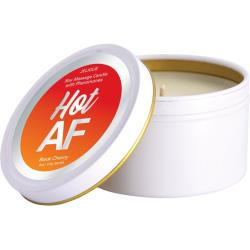 Classic Erotica Soy Massage Candle, 4 ounce (113 g), Blazing Bitch Black Cherry
