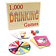 1000 Drinking Games from Kheper Games