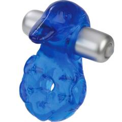California Exotics Wicked Arouser Keri Sable Duckie Jelly Vibrating Cockring