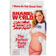 California Exotics Shane`s World College Party Doll