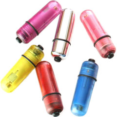 Screaming O Bullets Waterproof Cordless Assorted Colors