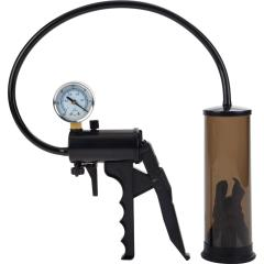 Top Gauge Professional Pressurized Pump Black