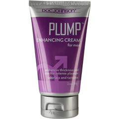 Plump Enhancement Cream for Men 2 oz.