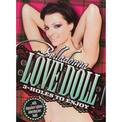 Belladonna Inflatable Love Doll