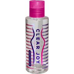 Clear Joy Premium Personal Lubricant for Men and Women, 4 fl.oz (120 mL)