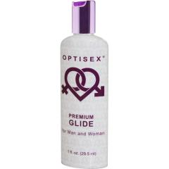OptiSex Premium Water Based Intimate Lubricant for Men and Women, 1 fl.oz (30 mL)