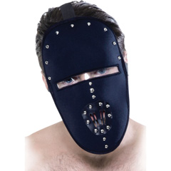 Fetish Fantasy Extreme Hannibal Mask, One Size, Black