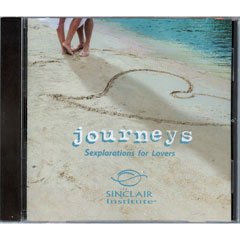 Journeys: Sexplorations for Lovers, Sensual Music CD