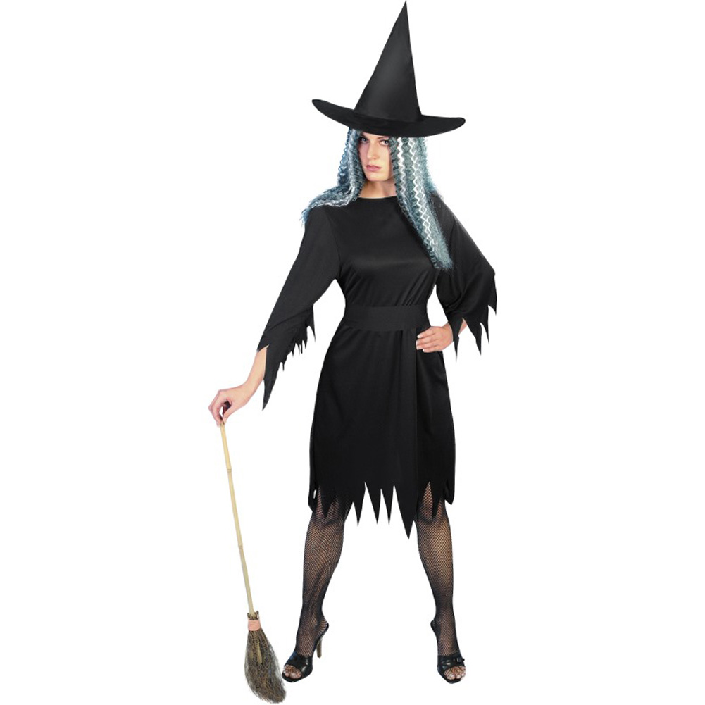 Spooky Witch Costume, Small