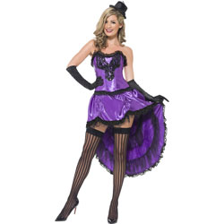Burlesque Glamour Costume