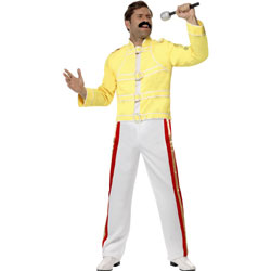 Queen Freddie Mercury Costume
