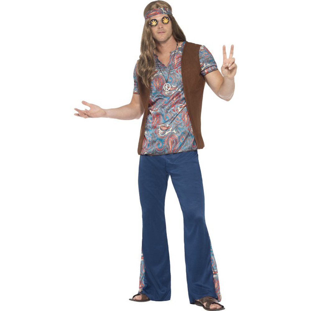 Orion the Hippie Costume, Extra Large