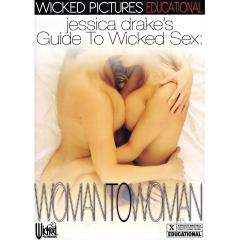 Jessica Drake Guide To Wicked Sex: Woman To Woman, DVD