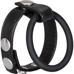 Ball Spreader Large Cock Ring, 1.75``