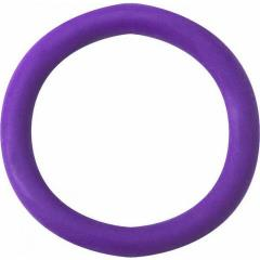 Spartacus Soft Rubber Cockring, 1.25 Inch, Purple