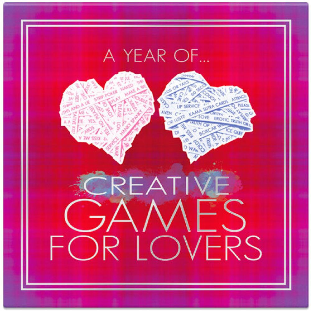 Kheper Games A Year of Creative Sexy Games for Lovers