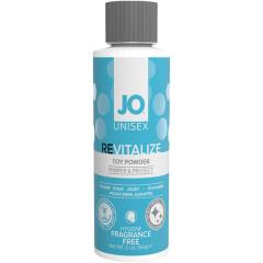 System JO Unisex ReVitalize Toy Powder, 2 oz (56 g), Fragrance Free