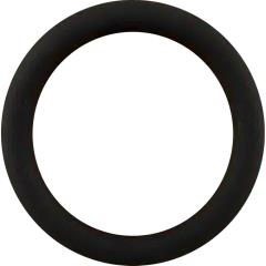 Malesation Silicone Cock Ring, Large, Black