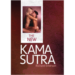The New Kama Sutra Book by Richard Emerson