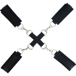 Frisky Stay Put Cross Tie Restraints 13.5 Length 2 Width Center Is 5.25 Inch