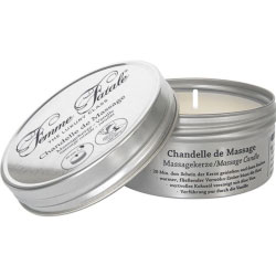 Joy Division Femme Fatale Chandelle de Massage Candle, 4.25 fl. Oz (125 mL), Vanilla