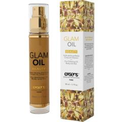 Exsens of Paris Beauty Glam Oil with Glitter, 1.7 fl.oz (50 mL)