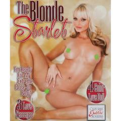 California Exotics Blonde Starlet Love Doll