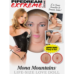 Pipedream Extreme Dollz Mona Mountains Life-Size Love Doll