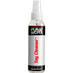 Pump Worx Anti-Bacterial Toy Cleaner, 4 fl. oz.