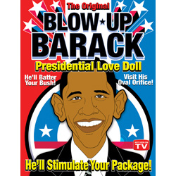 Blow Up Barack: Presidential Love Doll