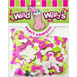 Wild Willy`s Confetti