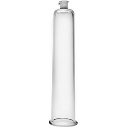 Size Matters Penis Pumping Cylinder, 1.75 Inch Diameter, Clear
