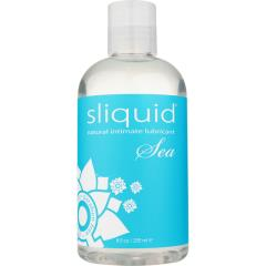 Sliquid Sea Natural Intimate Lubricant With Carageenan 8.5 fl.oz.