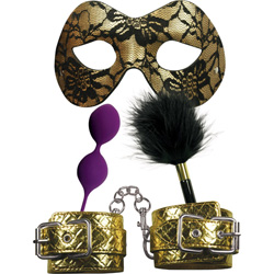 Sexperiments Masquerade Party Kit
