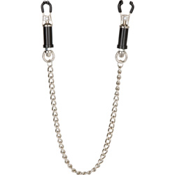 Nipple Play Superior Nipple Clamps Silver