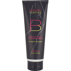 Passion Parties Body Soft and Silky Shaving Creme, 4 Fl.Oz (118 mL), Coconut Lemongrass