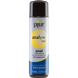 Pjur Analyse Me Anal Water Based Personal Lubricant 3.4 fl.oz (100 mL)