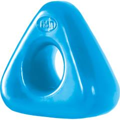NS Novelties Firefly Rise Glow in the Dark Cock Ring, Blue